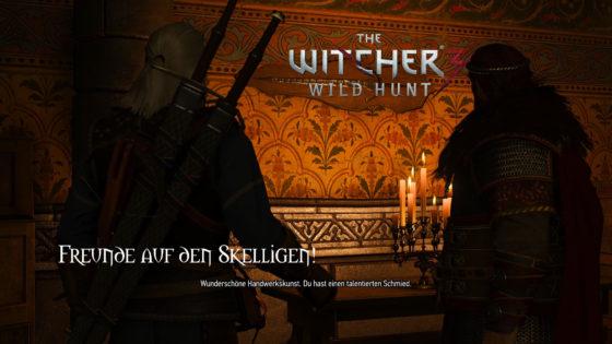 Witcher 3: Wild Hunt – #147 – Freunde auf den Skelligen