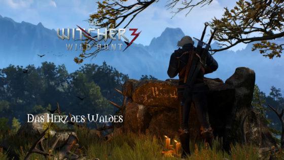 Witcher 3: Wild Hunt – #148 – Das Herz des Waldes