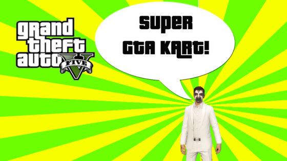 GTA V (Grand Theft Auto) – #164 – Super GTA Kart! Aber ohne Bananen!