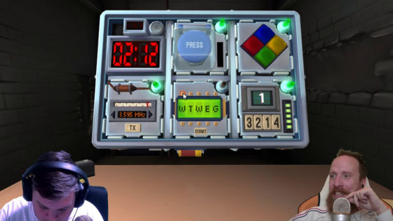 Keep Talking and Nobody Explodes – [Doppel-Facecam] – #05 – Wladislaw!
