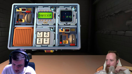 Keep Talking and Nobody Explodes – [Doppel-Facecam] – #07 – Mehr Arme!