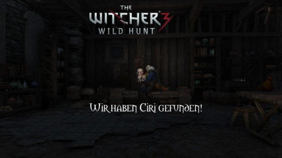 Witcher 3: Wild Hunt – #152 – Wir haben Ciri gefunden! Endlich!