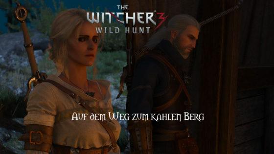 Witcher 3: Wild Hunt – #156 – Auf dem Weg zum kahlen Berg