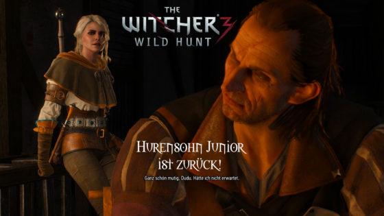 Witcher 3: Wild Hunt – #161 – Hurensohn Junior ist zurück!