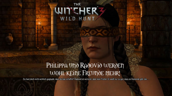 Witcher 3: Wild Hunt – #163 – Philippa und Radovid werden wohl keine Best Buddies mehr!