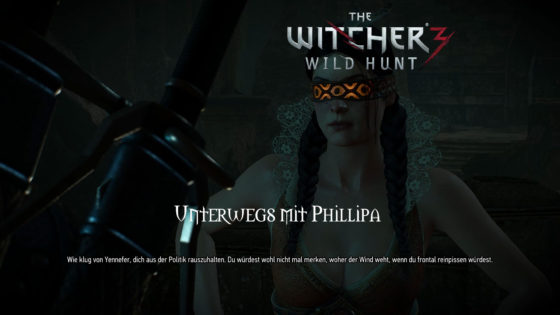Witcher 3: Wild Hunt – #169 – Unterwegs mit Phillipa