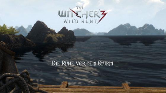 Witcher 3: Wild Hunt – #170 – Die Ruhe vor dem Sturm