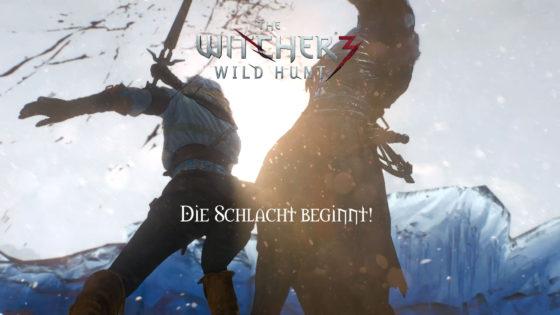 Witcher 3: Wild Hunt – #171 – Die Schlacht beginnt! Der Anfang vom Ende!
