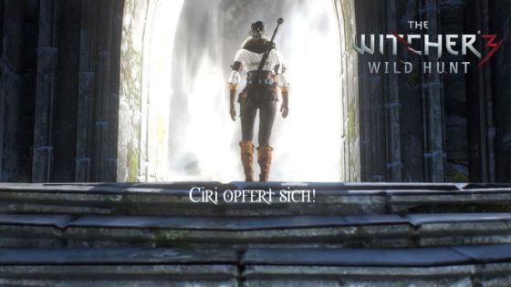 Witcher 3: Wild Hunt – #172 – Ciri opfert sich!