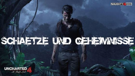 Uncharted 4 – #3 – Von Schätzen und Geheimnissen