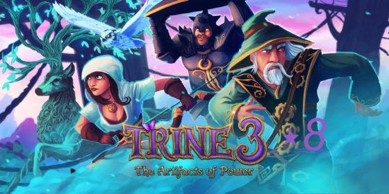 Trine 3 – #8 – Beate hoch 3