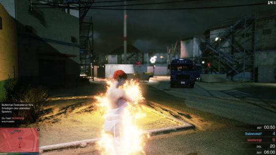 GTA V Online – #166 – Heiss in weiss!