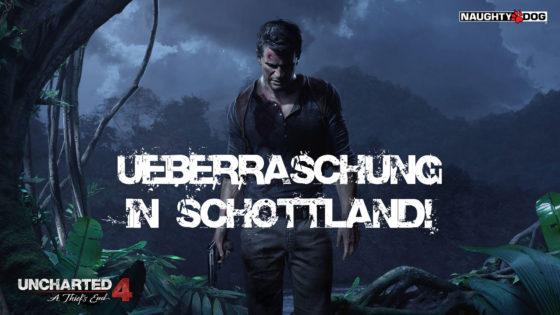Uncharted 4 – #16 – Überraschung in Schottland
