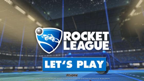 Rocket League – #12 – Alle Drei zusammen!