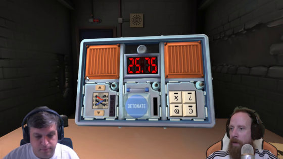 Keep Talking and Nobody Explodes – [Doppel-Facecam] – #11 – Alt und langsam!