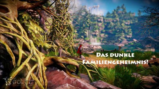 Woolfe: The Red Hood Diaries – #3 – Das Dunkle Familiengeheimnis!