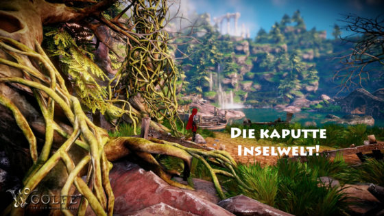 Woolfe: The Red Hood Diaries – #5 – Die kaputte Inselwelt!