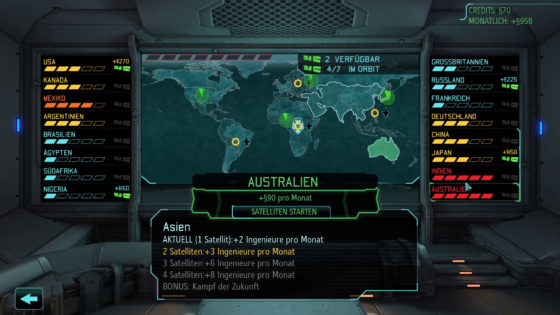 X-Com – Enemy Unknown – #20 – Like a satellite!