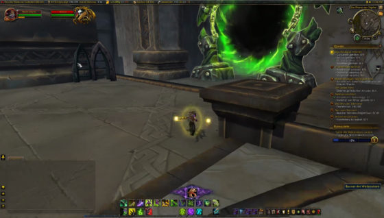 WoW: Legion – #28 – Think with portals!