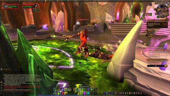 WoW: Legion – #35 – Licht für die Exodar!