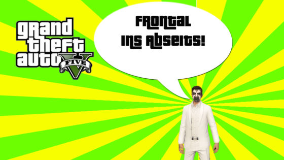 GTA V (Grand Theft Auto) – #197 – Frontal ins Abseits!