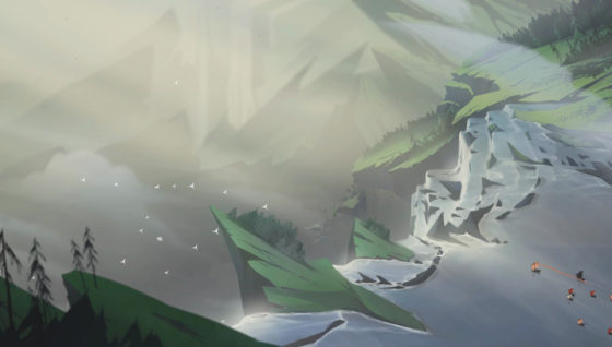 The Banner Saga 2 ? #06 – Der Wasserfall!