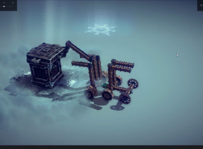 Let's Test: Besiege – #29 – Es rappelt in der Kiste!