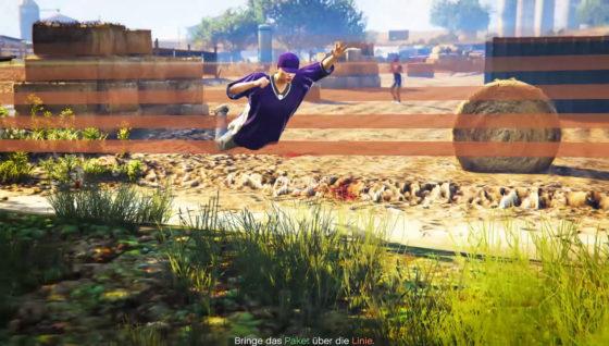 GTA V Online – #198 – Touchdown!