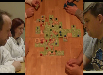 History of Gaming Challenge 2016 – #02 – Carcassonne 2/2
