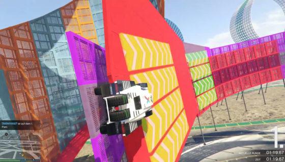 GTA V Online – #213 – Wallrides in Farbe. Und bunt!