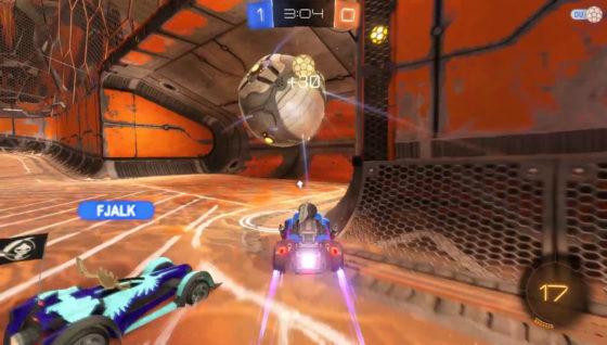 Rocket League – #21 – Abgestaubt!