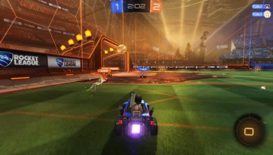 Rocket League – #22 – Oh Fjalk!