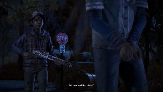 The Walking Dead, Season 3, Ep. 1 ? #03 – Sie ist wieder da!