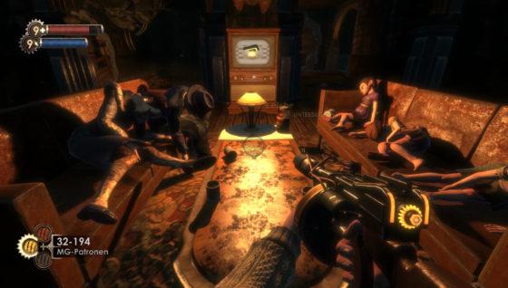 Bioshock Remastered ? #30 – Familienabend!