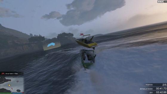 GTA V Online ? #221 – Schiffe versenken!