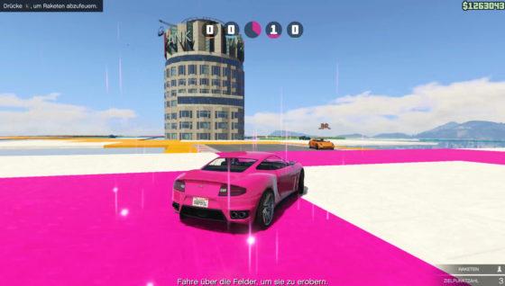 GTA V Online ? #224 – Löcher in Farbe. Und bunt!