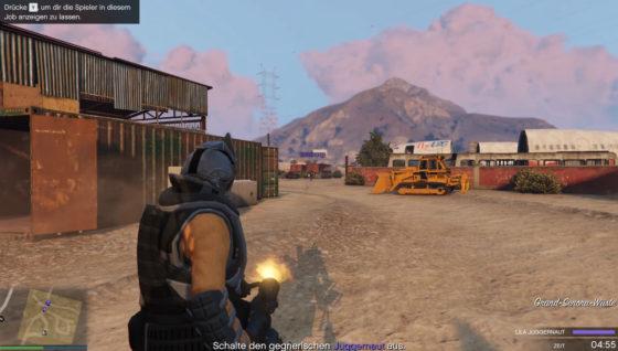 GTA V Online ? #227 – Quicky mit dem Juggernaut!