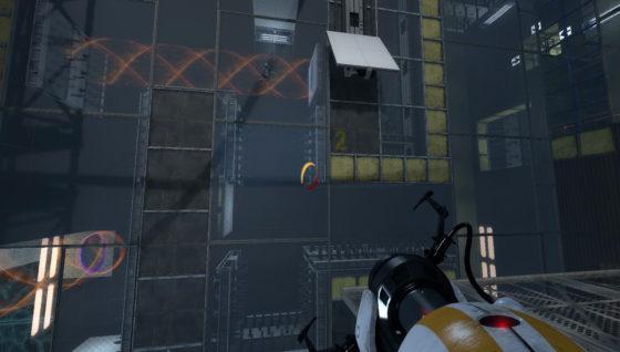 Portal 2, Co-op mit Stormi – #07 – Stormi in den Po gepiekst!