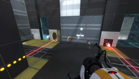Portal 2, Co-op mit Stormi – #11 – Per Fernsteuerung!