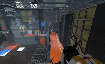 Portal 2, Co-op mit Stormi – #12 – Ich bekomm ihn nicht hoch!