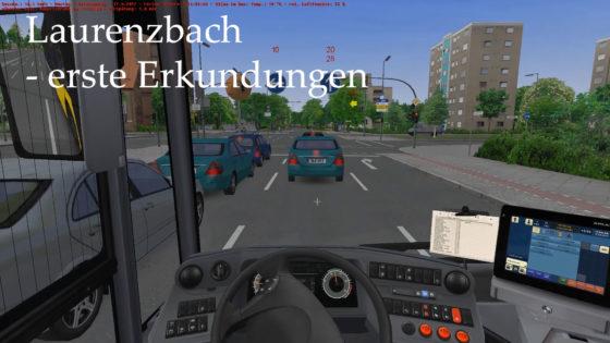 OMSI 2 – #102 – Laurenzbach Ahlheim – erste Erkundungen