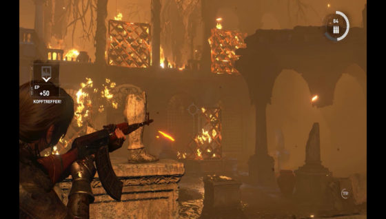 Rise of the Tomb Raider ? #37 – Griechisches Feuer!