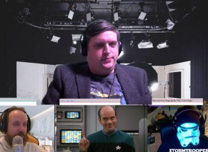 Geekquiz – Episode 03 – Zurück in die 90iger (1/2)