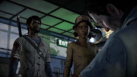The Walking Dead, Season 3, Ep. 4 ? #13 – Blutungen!