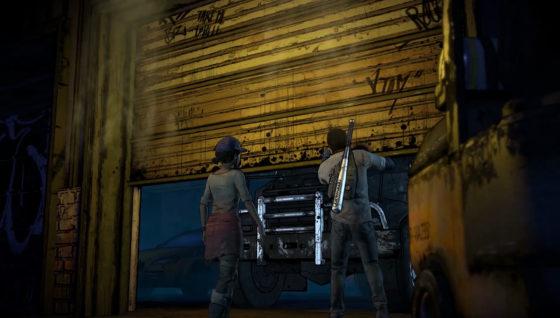 The Walking Dead, Season 3, Ep. 4 ? #14 – Der Truck!