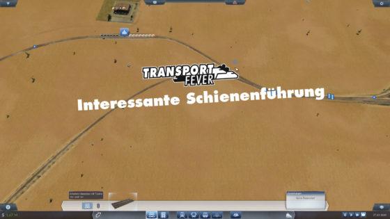 Transport Fever – #11 – Interessante Streckenführungen