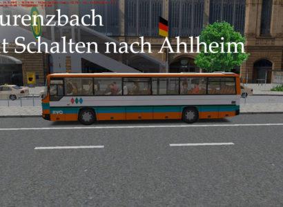 OMSI 2 – #117 -Mit Schalten nach Ahlheim (ALX)