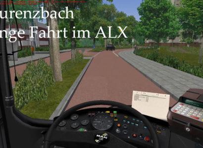 OMSI 2 – #118 – Lange Fahrt im ALX