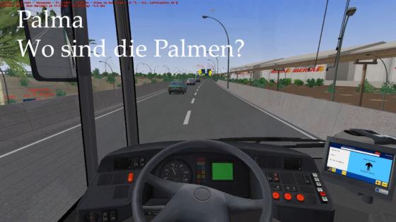 OMSI 2 – #123 – Palma, aber wo sind die Palmen?