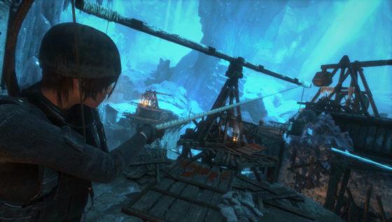 Rise of the Tomb Raider 🏹 #50 – Ein Loch ist im Eimer!